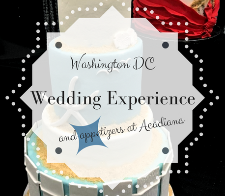 Washington Wedding Experience and Appetizers