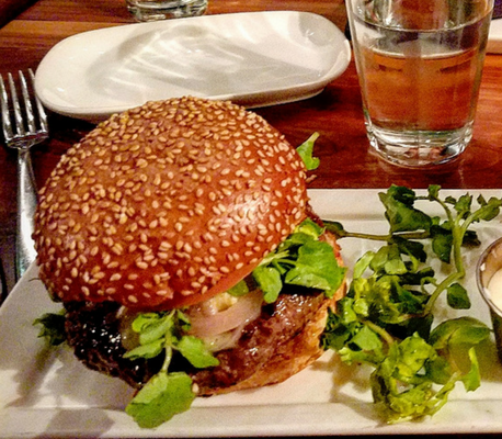 A Lesson in Not Judging a Burger by its Bun: Thunder Burger & Bar